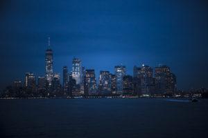 Manhattan Skyline, Staten Island