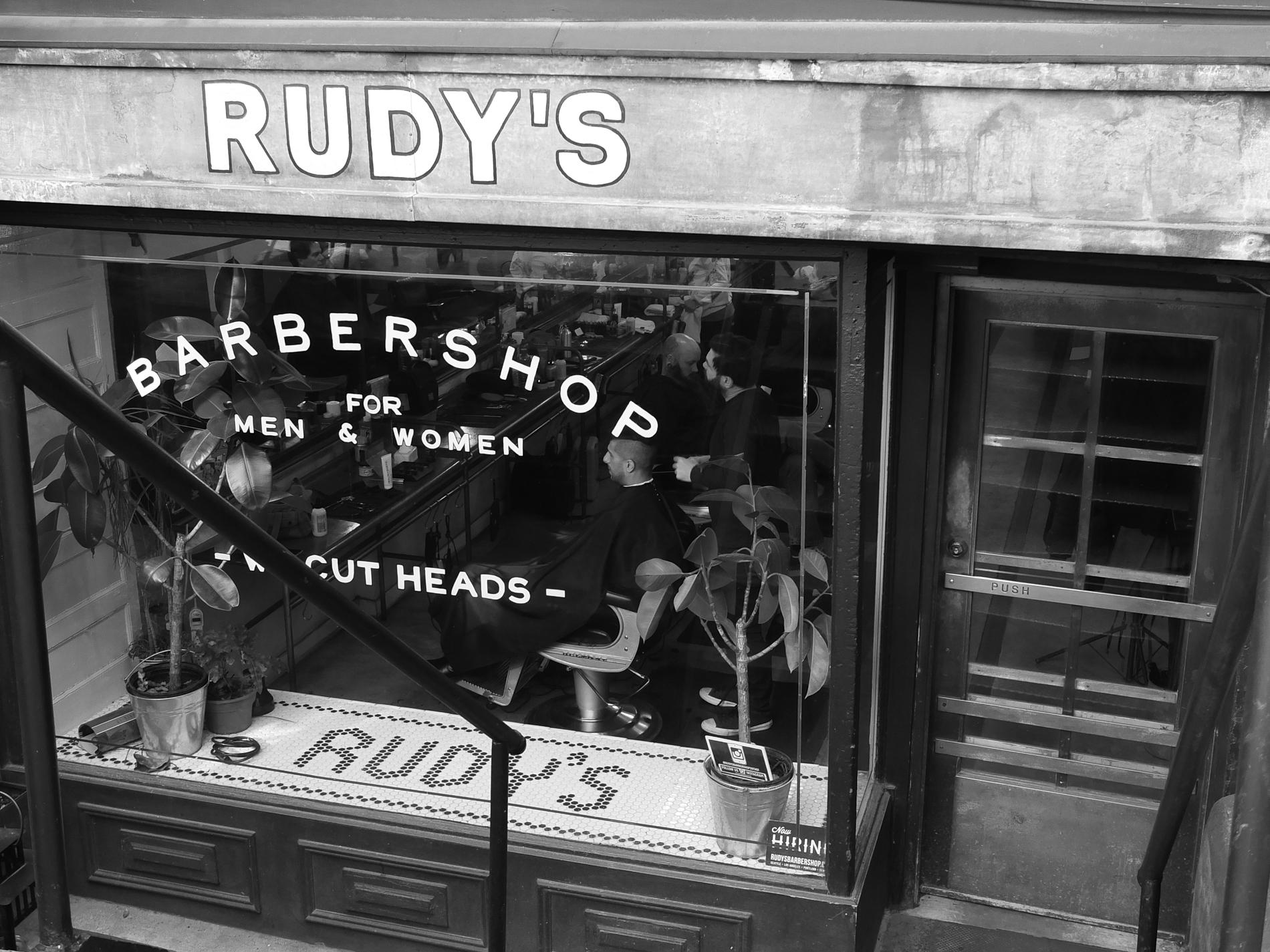 New York Hair Department