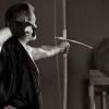 Hizen Dojo Kyudo in Basel eine Fotoreportage von Martin Frick