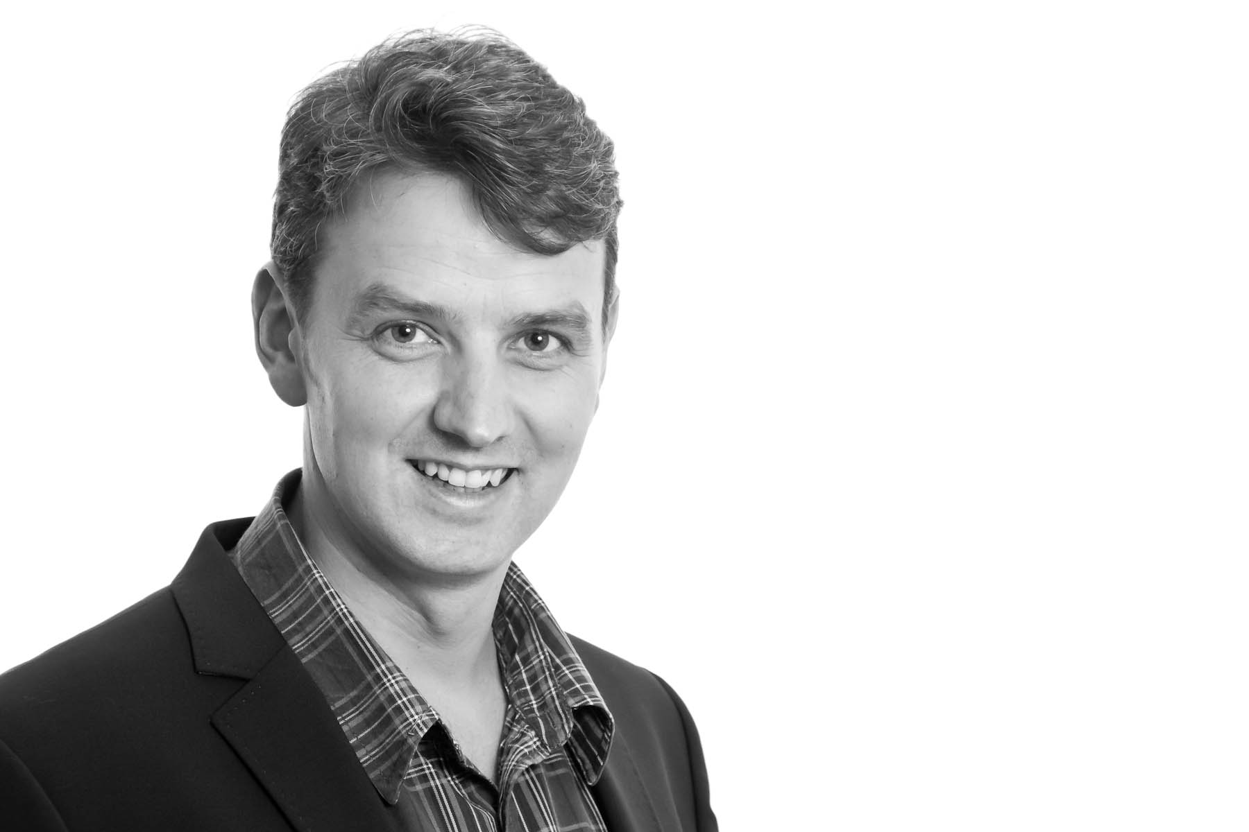 Business Portrait Martin Frick