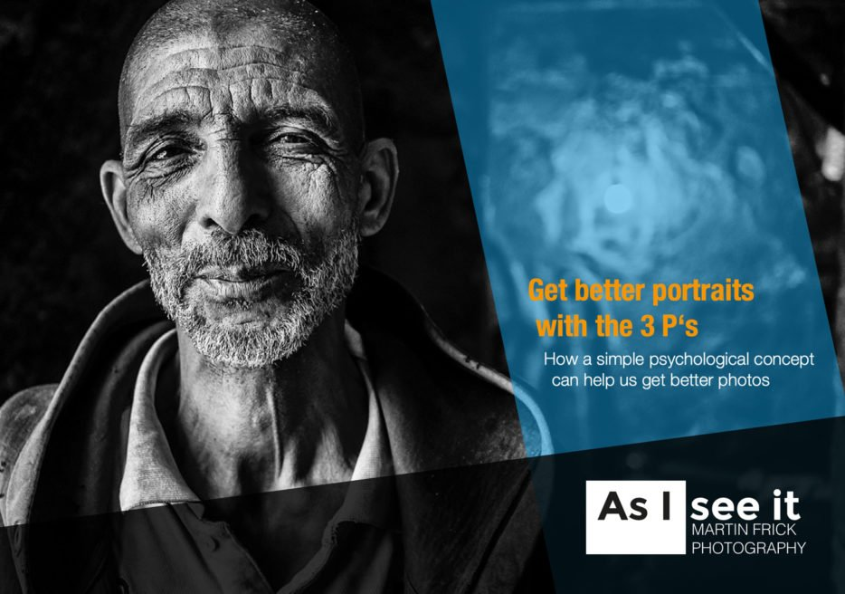 eBook | Get better portraits with the 3 P's