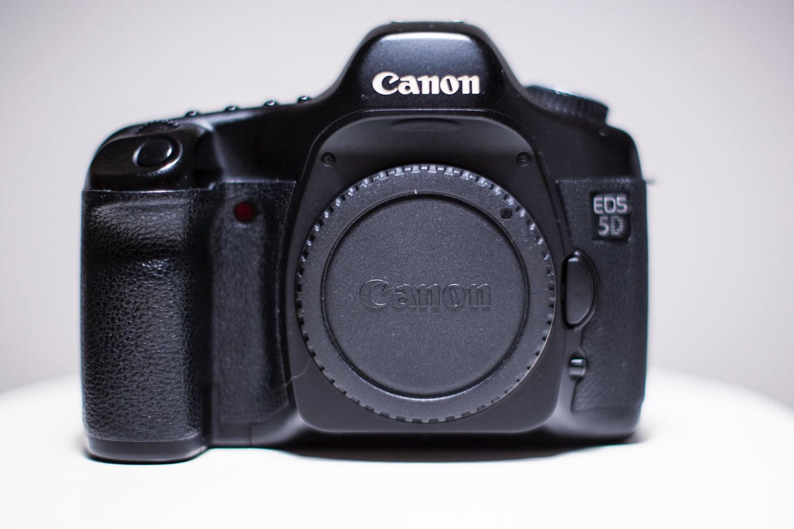 Canon EOS 5D (Classic): die perfekte Kamera für den preisbewussten ...
