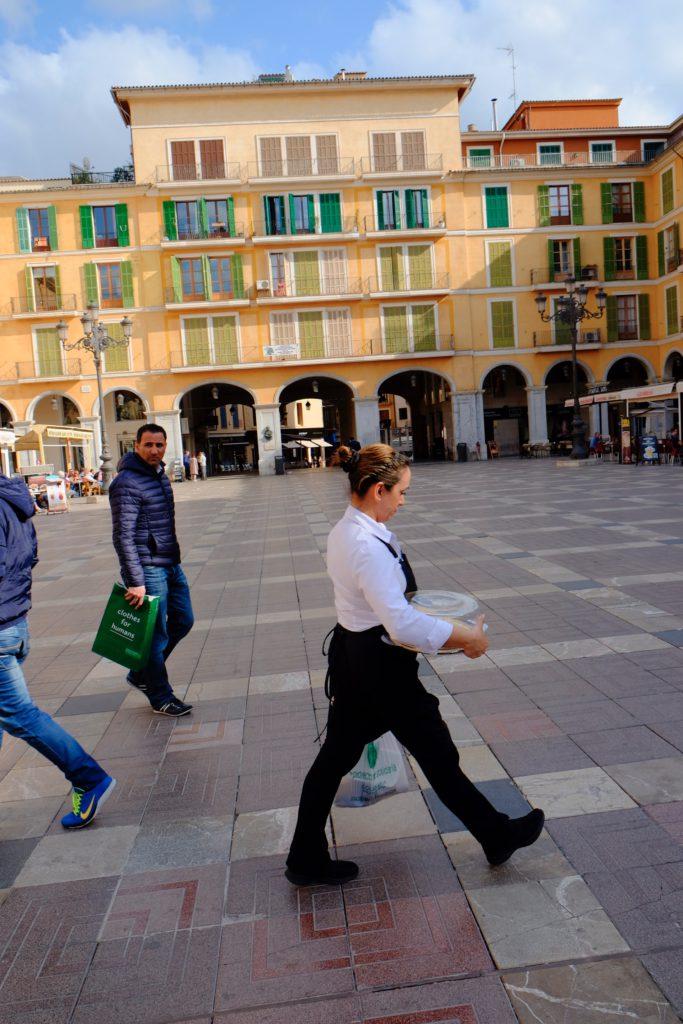 Streetlife in Palma mit der Fujifilm X-T10