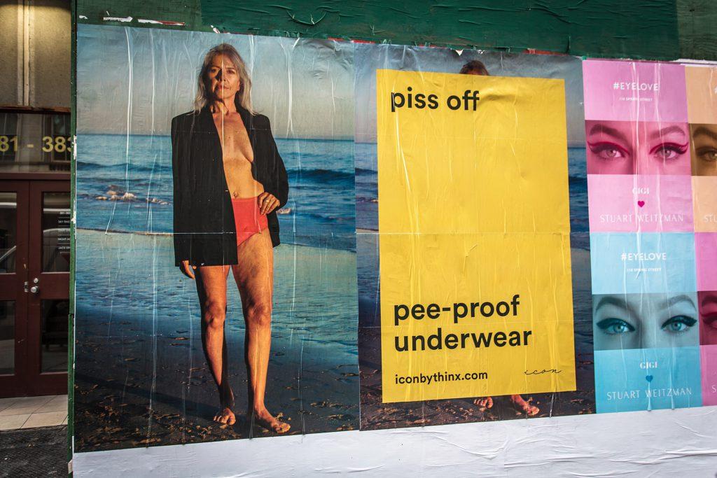 advertisement fasion
