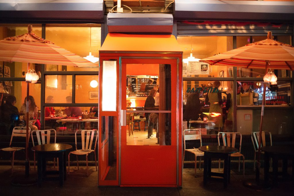 Cafe Gitane New York
